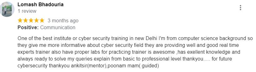 craw security google reviews