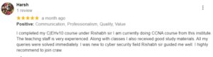 craw security google review