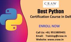 python certification course in delhi